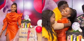 """""""I Have The Best Supporters"""" - Tacha Brags (Photos)"""