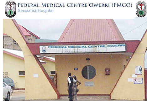 Man Pierced With Sledgehammer Saved By Doctors In FMC Owerri (Gory Photos)