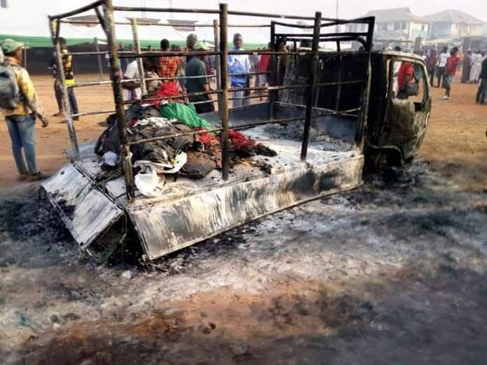 Crisis Between Oshiomhole and Obaseki