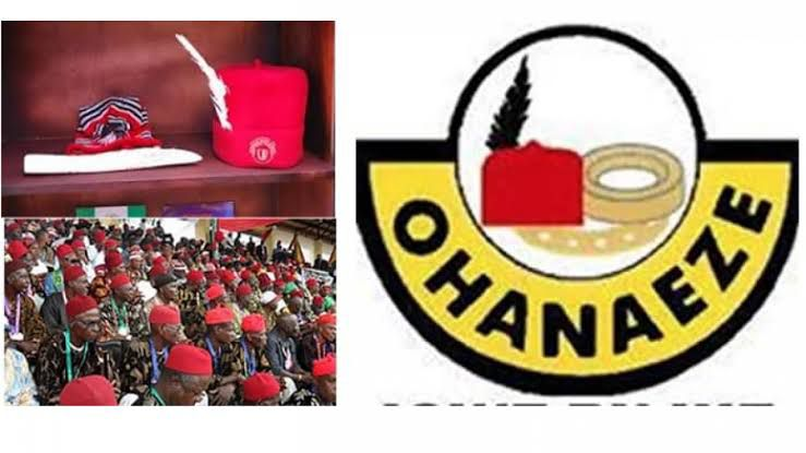 OrluMassacre: Ohanaeze Blows Hot, Reveals Who They Will Hold Responsible