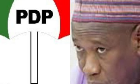 "Edo 2020: ""There Is No Dollar For You And APC To Loot""– PDP Attacks Ganduje"