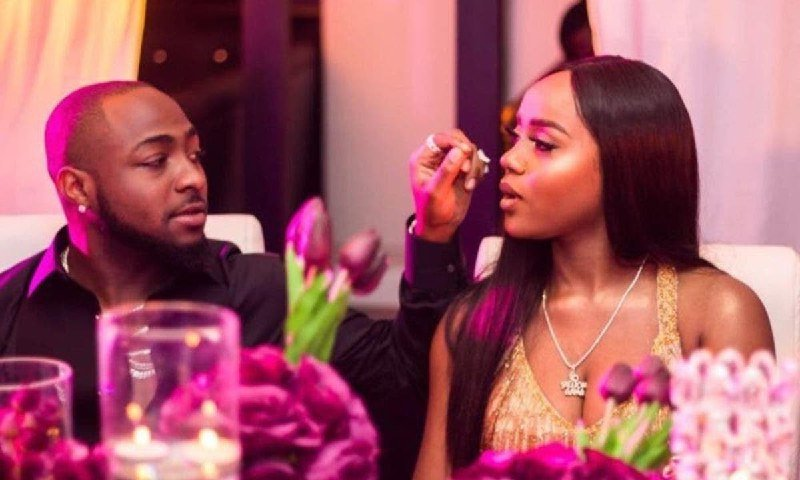 See What Chioma Wrote After A Supposed 'Assurance' Crash With Davido
