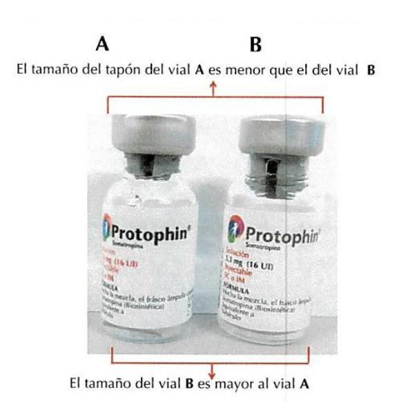 protophin falsificado