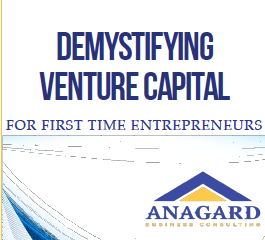 eBook: Demystifying Venture Capital for 1st Time Entrepreneurs