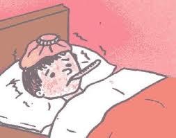 Risultati immagini per foto di persone con la febbre