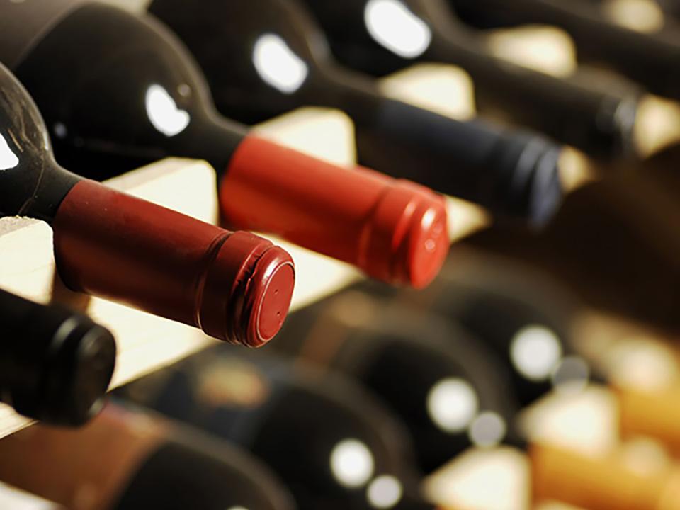 Anagni Excelsa - Bottiglie di Vino Cesanese