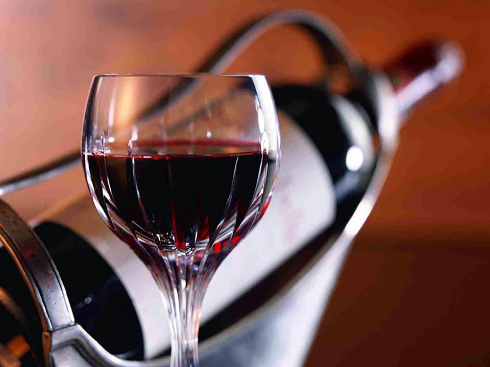 Anagni Excelsa - Calice di Vino Cesanese