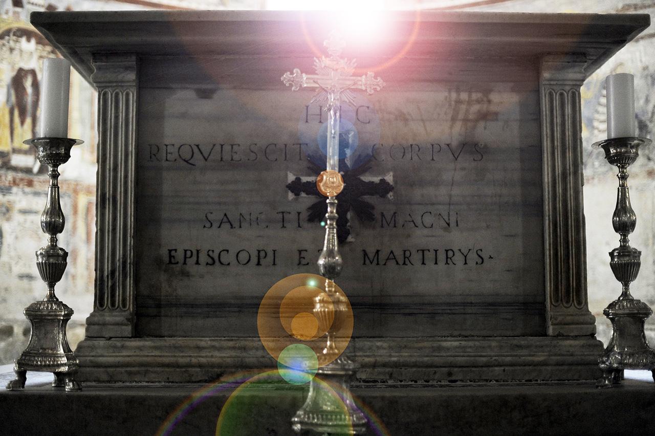 San Magno - Patrono di Anagni Excelsa