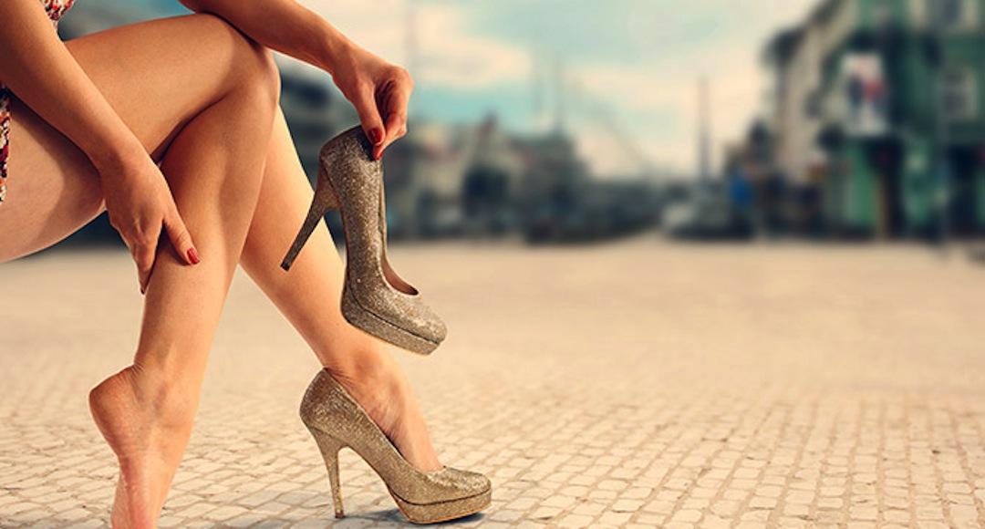 [:sr]Kako Preživeti Noć Na Štiklama?[:en]How To Make High Heels Less Painful?[:]