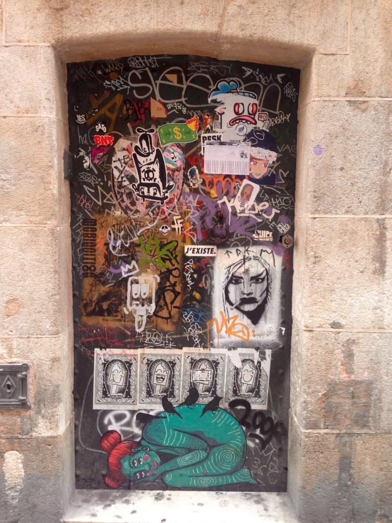 Barselona sta videti