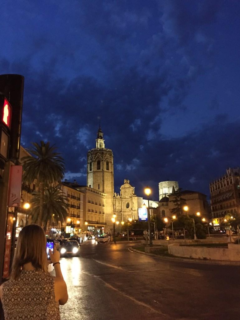 14. dan: sumrak u Valensiji