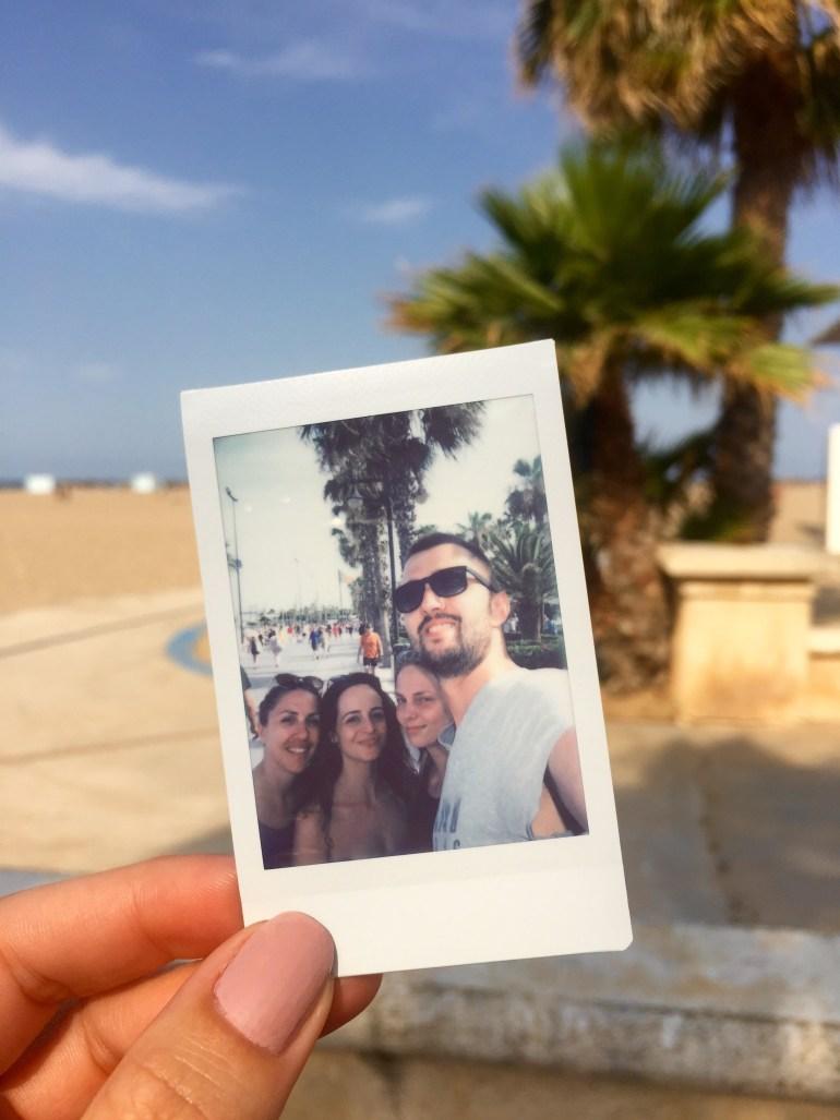 16. dan: gradska plaža