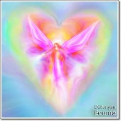 Archangel Ariel Painting