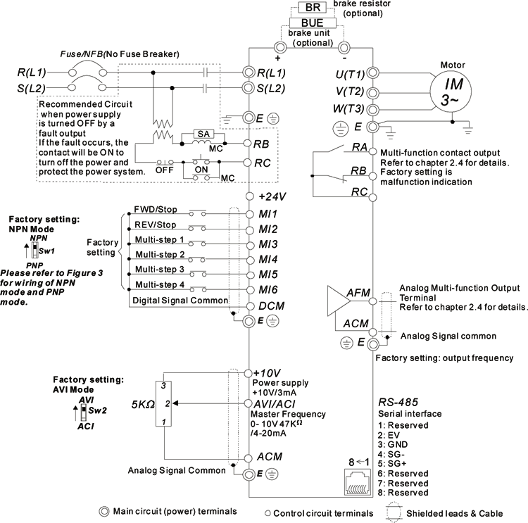 VFD EL Single Phase Wiring Diagram (750x743) ga2154 wiring diagram eonon software download \u2022 wiring diagram  at panicattacktreatment.co