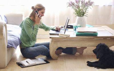 Travailler chez soi : Les réponses à nos questions.