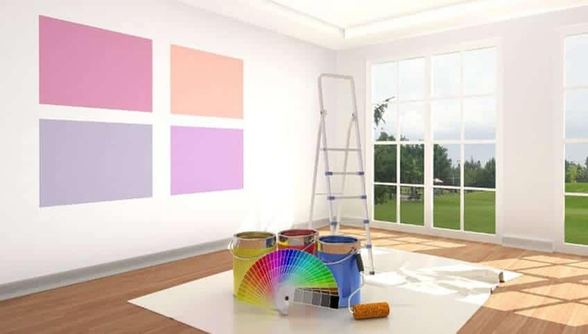 Ανανέωση Σπιτιού: Πώς να Επιλέξετε τα Σωστά Χρώματα