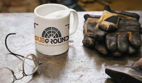 subground glass logo