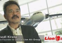 Intip Perjalan Bisnis Sang Maskapai Kondang Lion Air, Rusdi Kirana