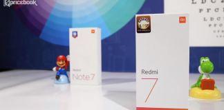 Spesifikasi Xiaomi Redmi 7 RAM 2GB dan RAM 3GB