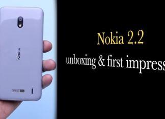 Spesifikasi Nokia 2.2 RAM 2GB