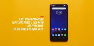 Spesifikasi Nokia 5.1 Plus RAM 3GB dan 4GB