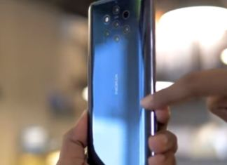 Spesifikasi Nokia 9 PureView RAM 6GB