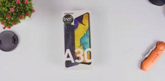 Spesifikasi Samsung Galaxy A30 4GB