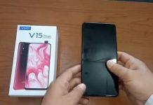 Spesifikasi Vivo V15 RAM 6GB - Selfie Triple Camera