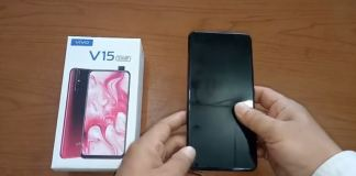 Spesifikasi Vivo V15 RAM 6GB - Selfie Triple Camera