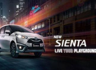 Toyota Sienta Idaman Dengan Spesifikasi Mewah