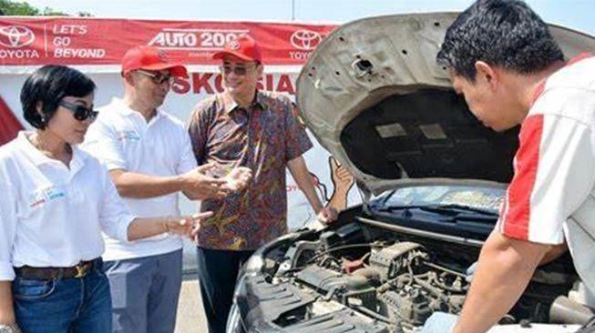 Mobil Bekas Bukanlah Masalah dan Ganti Spare Part Toyota di Sini