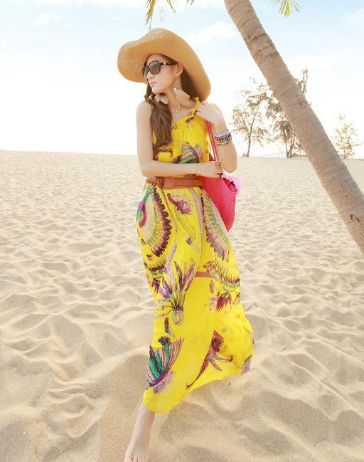 Rekomendasi Baju untuk ke Pantai agar Terlihat Kece