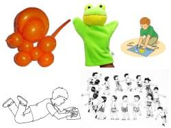 Kegiatan Kreatif Anak Rumah Anak Mandiri