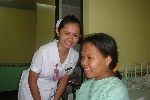 Perawat (Ilustrasi ditambahkan Admin)