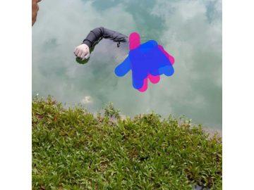 Mayat di Danau UI