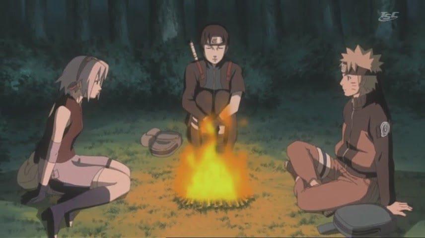 Nonton lanjutan episode Naruto. (Sumber:)
