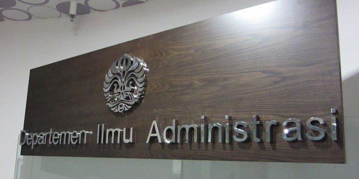 Deskripsi Umum Jurusan Ilmu Administrasi Negara via mirunasays
