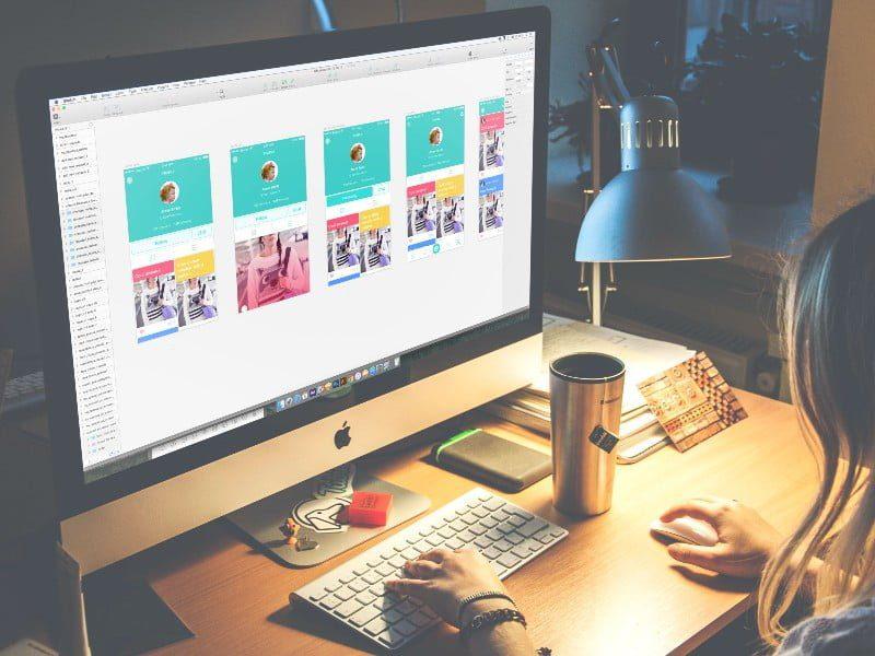 Tugas UI Designer adalah mendesain tampilan antarmuka pengguna dari suatu software via newslocker