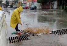 Clima, vientos, lluvia, Dirección Civil