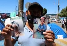 Chiapas, migrantes, abuelo, nieto