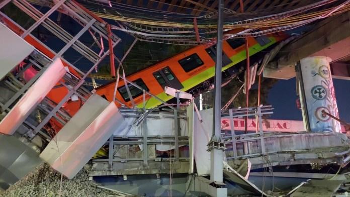 MetroCDMX, Linea12, Accidente