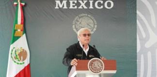 Jaime Bonilla evento presidencial