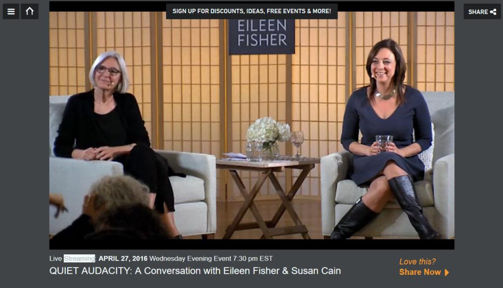 Quiet_Audacity_Eileen_Fisher_Susan_Cain