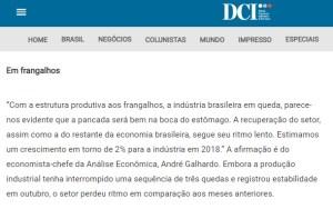 PLANO DE VOO - Agenda de reformas já inspira cautela - Em frangalhos