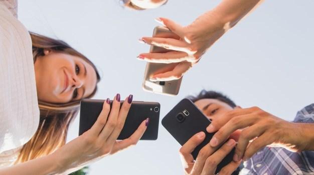 O smartphone e suas relações interpessoais