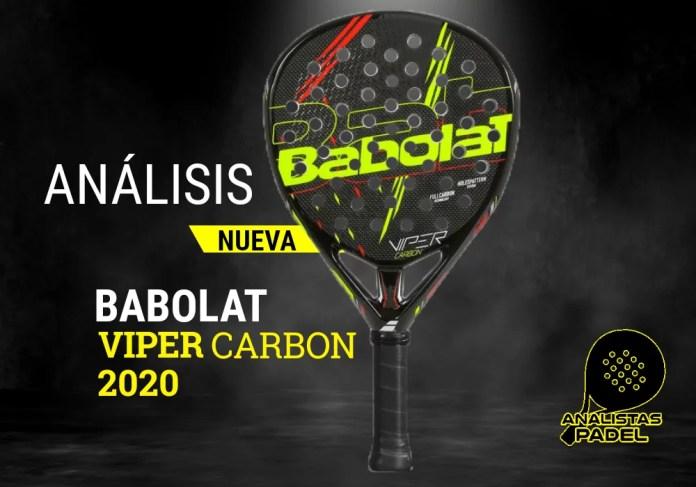 BABOLAT VIPER CARBON 2020