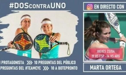 Martita Ortega en Padel y Punto
