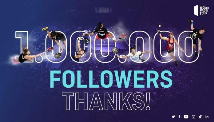 World Padel Tour consigue el millón de fans