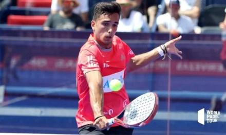 Alejandro Galán, un madrileño en el podium mundial