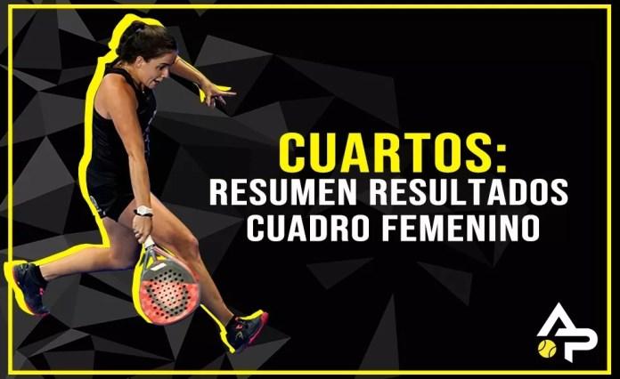 Cuartos de Final femenino